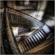 the beauty of abandoned spaces