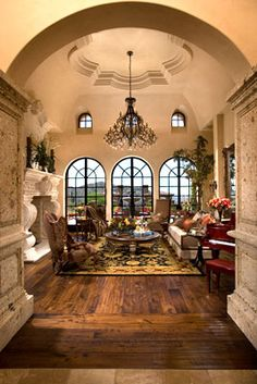 Great Living Room!