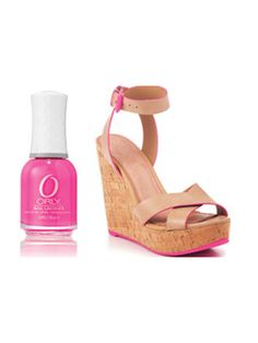 Orly Nail Lacquer in Beach Cruiser