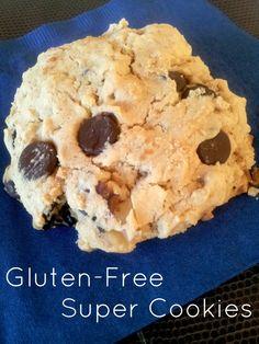 Gluten-Free Super Cookies