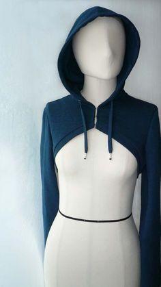 free pattern hoodie