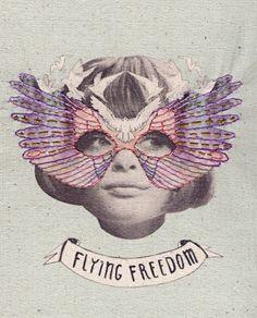 Flying Freedom by Laura McKellar.