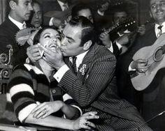 Katy Jurado & Ernest Borgnine