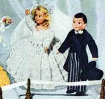Bride Doll Pattern   Crochet Patterns