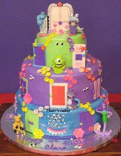 Thaty's Cakes: Kids
