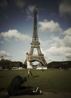 """Paris holds the key to your heart!"""