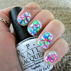 Style is in Full Bloom! 15 Spring Nail Art Ideas | Spoonful