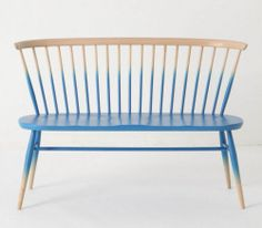 Plasti Dip a wooden bench or chairs for a new, high-end look!