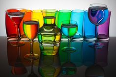 Rainbow Glasses by François Dorothé, via 500px