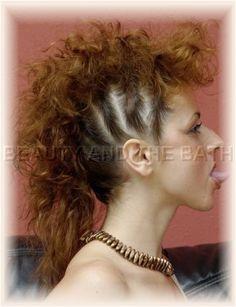 cant wait, hair mohawk, hair braid, style inspir, long hair