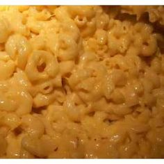 Pressure cooker mac and cheese.
