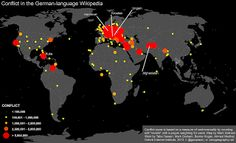 Mapping Controversy in Wikipedia
