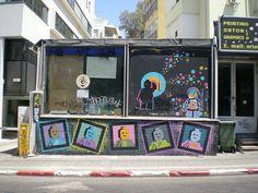 Tel Aviv, Israel...