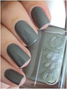 Sew Psyched - Essie  Great color!