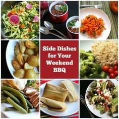 Easy Side Dishes to Go with Your Weekend BBQ