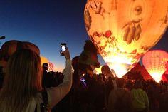 balloon fiesta, intern balloon