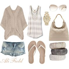 Summer Chic #topsummer #reedkhloe55 #SummerChic #Summer #Chic #newfashion www.2dayslook.com