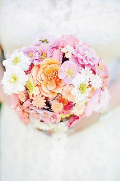 Heirloom Romance Wedding Bouquet, large