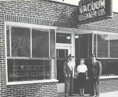 Here's a photo of an independent Kirby Distributor office in Charleston, West Virginia from 1949. Need help finding your local distributor? Visit our site!