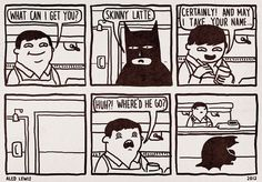 How actually Batman disappeared