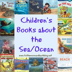 To the Moon and Back: Poppins Book Nook #5-- When the Tide is Low (Beach/Ocean Themed Crafts and Books)