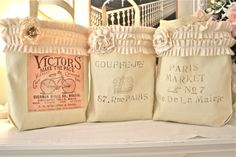 DIY::french market bag