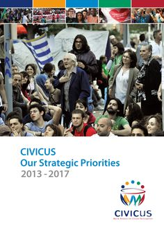 CIVICUS Strategic Priorities - World Alliance for Citizen Participation