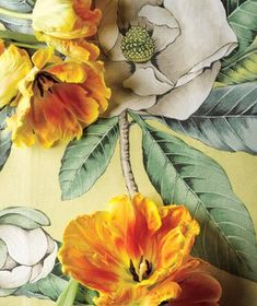 Decorating with floral patterns 101