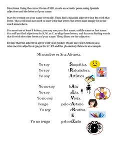 Ser Acrostic Directions and Sample.docx