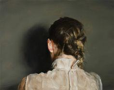 Borremans Michaël, The Ear, 2011,  42,0 x 53,0 cm, oil on canvas