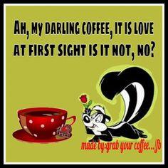 Coffee love!!!...:)