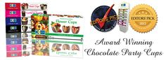 Kane Candy Award Winning Chocolate Dessert Cups. YUM!!! ~ Made In USA www.KaneCandy.com