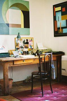 Office space : Chung Eun Mo
