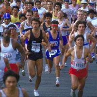 Marathon, here I come!!!