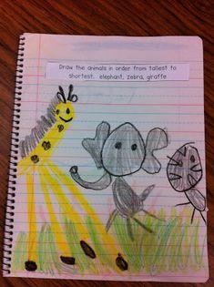 Mrs Jump's class: Math Part 2 Math Journals journal prompts, the zoo, mathjournal1jpg 11951600, writing, zoo animals, zoos, math books, grade 1math, math journals