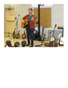 Craig Newton Wednesday, July 9, 4:00 to 5:00 p.m. Enjoy the science of sound with Craig's toe-tapping, hand-clapping, sing-along songs and large array of musical instruments - you won't want the music to stop!