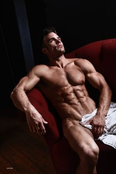 More sexy guys on [MusclesWorship] eye candi, muscl, david kimmerl, weight loss, fitness tips, sexi man, towel, hot, men