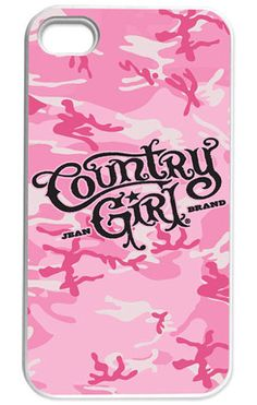 Country Girl iPhone Cover