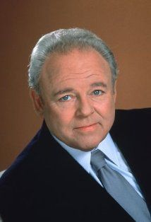 Carroll O'Connor (August 2, 1924 – June 21, 2001) was an American actor, producer and director. Known for playing the role of Major General Colt in the 1970 movie Kelly's Heroes, he later found fame as bigoted working man Archie Bunker, the main character in the 1970s CBS television sitcoms All in the Family and, Archie Bunker's Place . He later starred in the NBC/CBS television crime drama-Heat of the Night.  O'Connor died from a heart attack brought on by complications from diabetes.