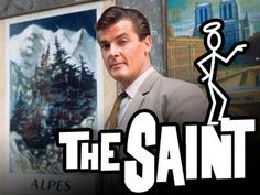 """The world famous Simon Templar"""