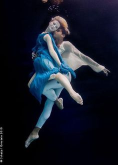Underwater Ballet by Howard Schatz