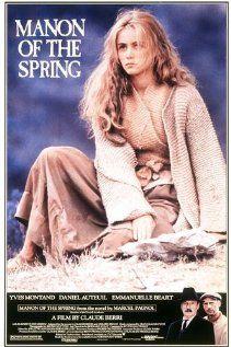 Manon of the Spring (1986)  Manon des sources by Claude Berri