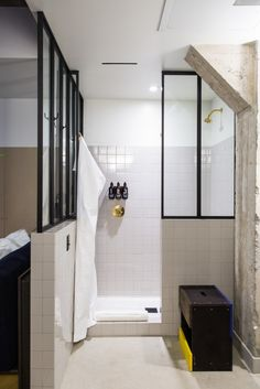 Ace Hotel Los Angeles Shower/Remodelista