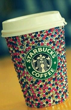 If you don't throw away your Starbucks cup, refills are only 50 cents. |  Stingy Hacks For The Cheapskates In All Of Us