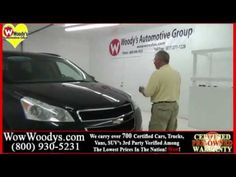 Vehicle Profile: Learn all about the 2010 Chevrolet Traverse video walk around @wowwoodys