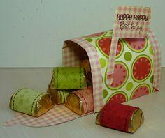 Tags, Bags, Boxes & More 2 Cricut Cartridge