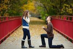 The Proposal. Awesome story and video!