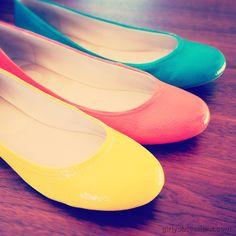Simple color flats