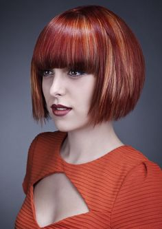 Polychromatic by The Art of Hair Team. ModernSalon.com