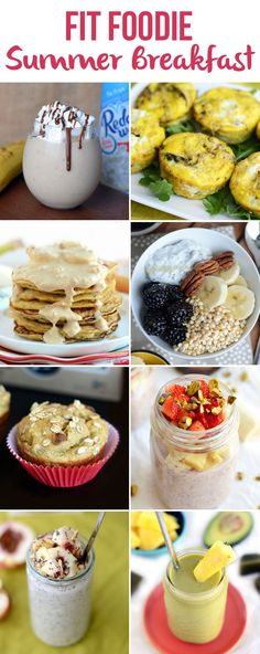 Fit Foodie Summer Br